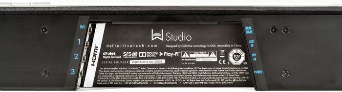 Definitive Technology W Studio