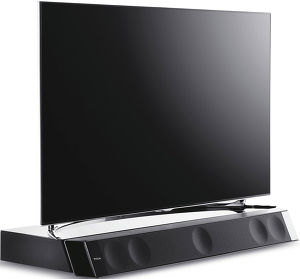 Focal Dimension + Sub = Base enceinte TV
