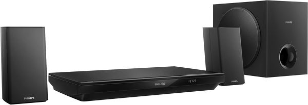 Philips HTB3280 Vue principale