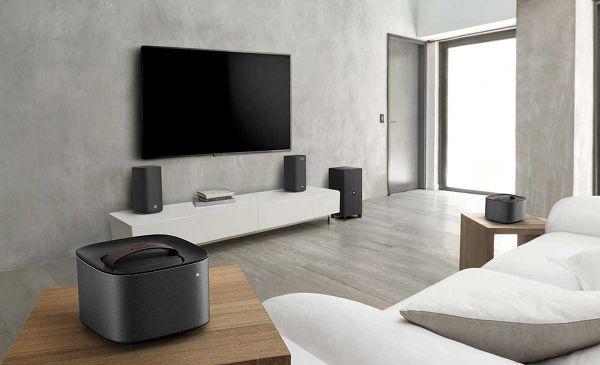 Philips Fidelio Fidelio E6 Home Cin 233 Ma Compact Sur Son
