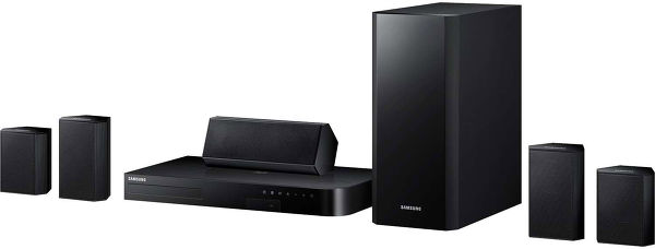 Samsung HT-H5500 Vue principale