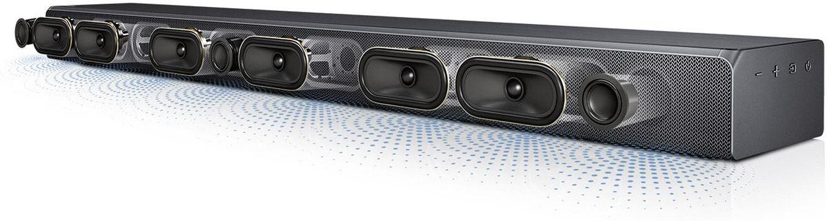 Samsung hw ms650 barres de son son vid - Meuble tv samsung avec accroche barre de son ...