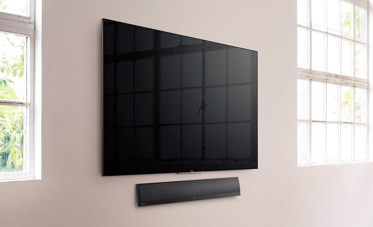 Sony Ht Ct390 Barres De Son Sur Son Vid O Com # Meuble Tv Avec Barre De Son