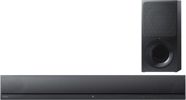 Sony HT-CT390 Vue principale