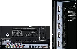 Yamaha YSP-5100 Vue arrière