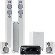 SC-LX75 + R270HD10 Blanc