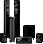 SC-LX75 + R270HD10 Noir