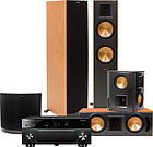 chaine home cinema composee klipsch yamaha