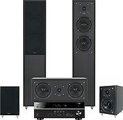 HTR-4065 + Monitor 91 HC Noir