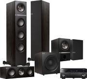 RX-A860 Noir + Q500 System 5.1 Noir