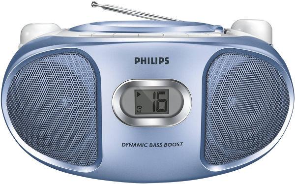 Philips AZ105 Vue principale