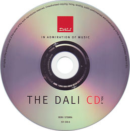 Dali CD Volume 2 Mise en situation 1