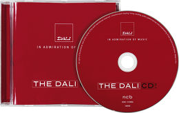 Dali CD Volume 3 Vue principale