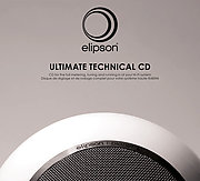 Disque de test Elipson Ultimate Technical CD