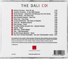 Dali CD Volume 2 et 3 Vue arrière
