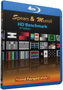 Spears & Munsil HD Benchmark 3D Disc 2nd Edition