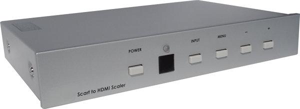 Erard Scaler P�ritel 6 sources en HDMI Vue principale