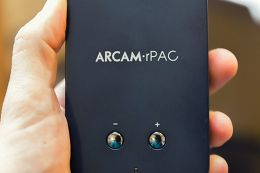 Arcam rPAC Vue de détail 1