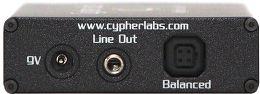 Cypher Labs AlgoRythm Solo dB Vue arrière