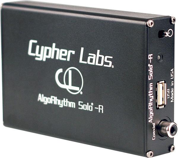 Cypher Labs Solo -R Vue principale