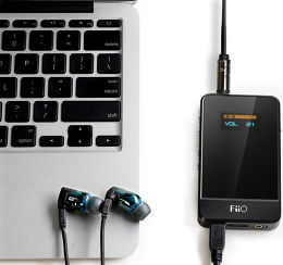 Fiio Andes-E07K Mise en situation 1