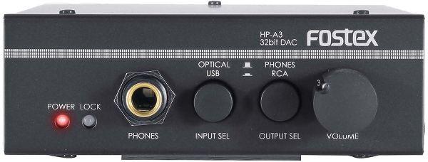 Fostex HP-A3 Vue principale