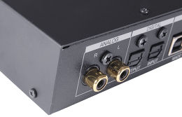 Fostex HP-A3 Vue de détail 1