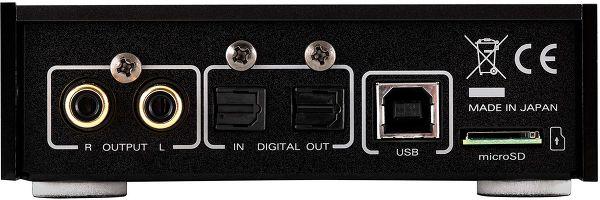 DAC USB Fostex HPA-4