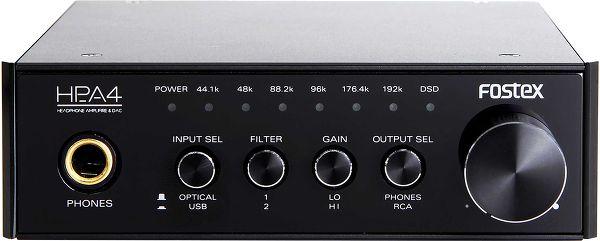 Le DAC Fostex HP-A4