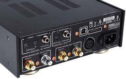 Fostex HP-A8C Vue arrière