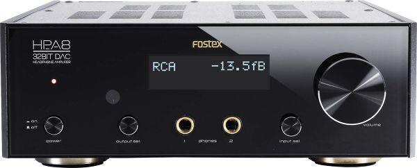 Fostex HP-A8C Vue principale