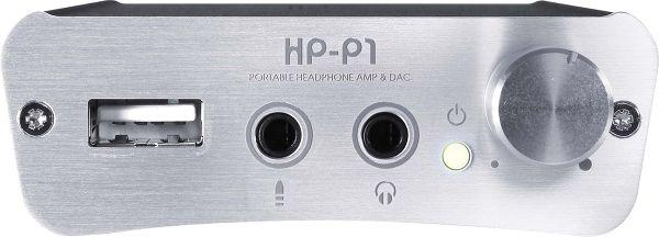 Fostex HP-P1 Vue principale