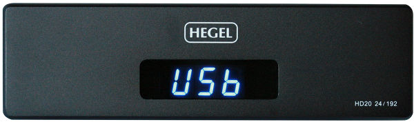 Hegel HD20 Vue principale