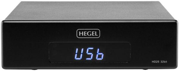 Hegel HD25 Vue principale