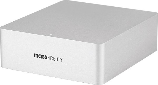 Le DAC Bluetooth Mass Fidelity Relay a des prétentions audiophiles