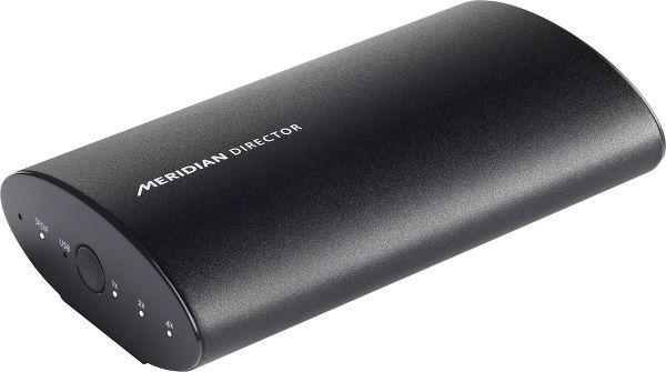 Le DAC USB Meridian Director