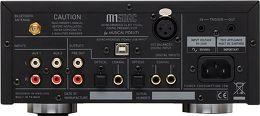 Musical Fidelity M1 SDAC Vue arrière