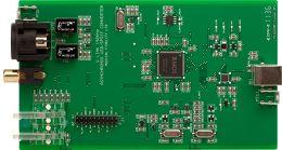 Musical Fidelity V-LINK 192 Vue intérieure