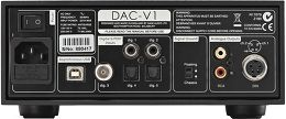 Naim DAC-V1 Vue arrière