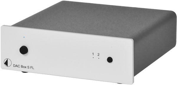 Pro-Ject Dac Box FL S Vue principale