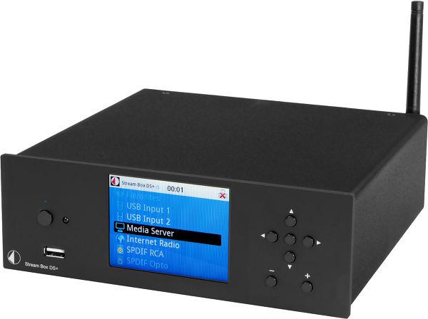 Pro-Ject Stream Box DS+ Vue principale