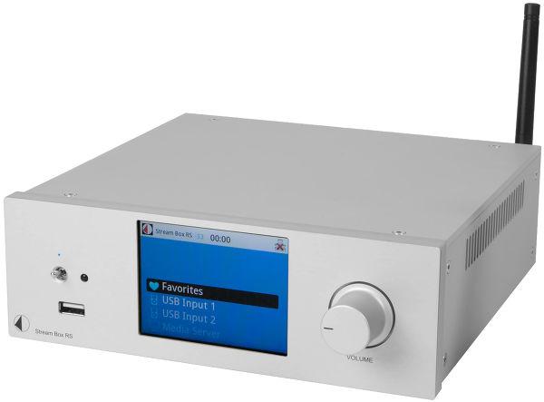 Pro-Ject Stream Box RS Vue principale
