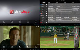 Sling Media SlingBox 350 Application