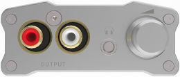 iFi Audio Micro iDAC Vue de face