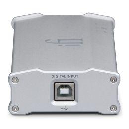 iFi Micro iLink Vue de face