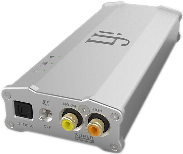 iFi Micro iLink Vue principale