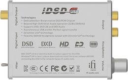 iFi Audio Nano iDSD Vue dessous