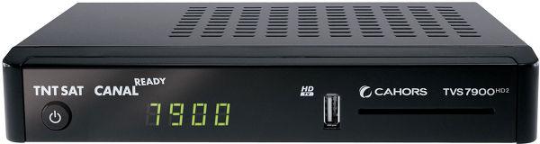 Cahors TVS 7900HD 2 Vue principale