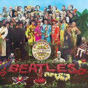 EMI The Beatles Sgt. Pepper's Lonely Hearts Club Band