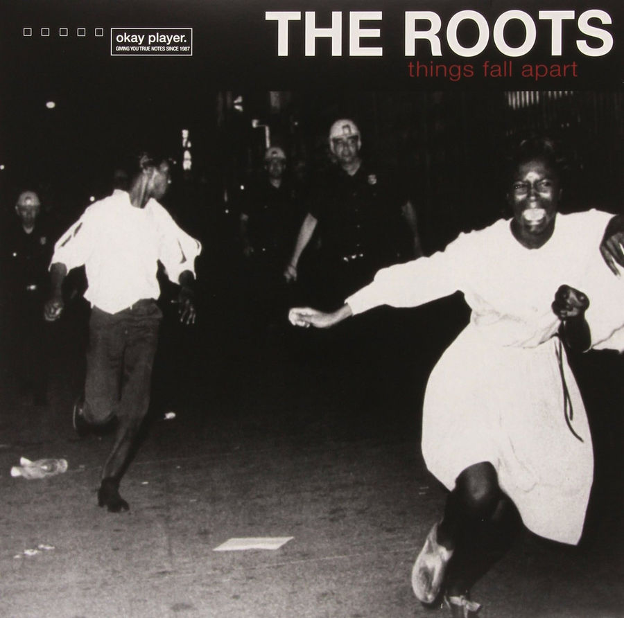 Music On Vinyl The Roots Things Fall Apart Son Vid 233 O Com